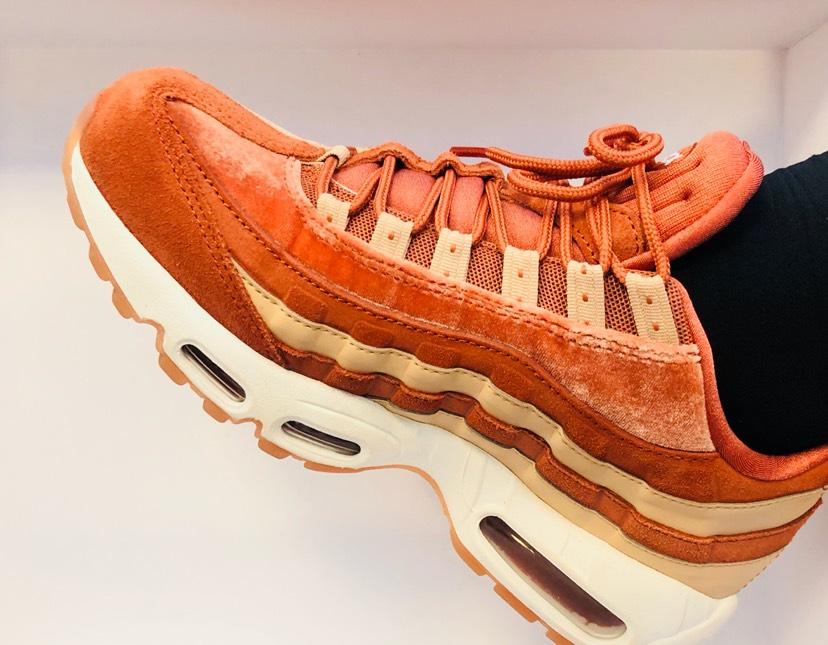 今日新鞋~我的小耐克~