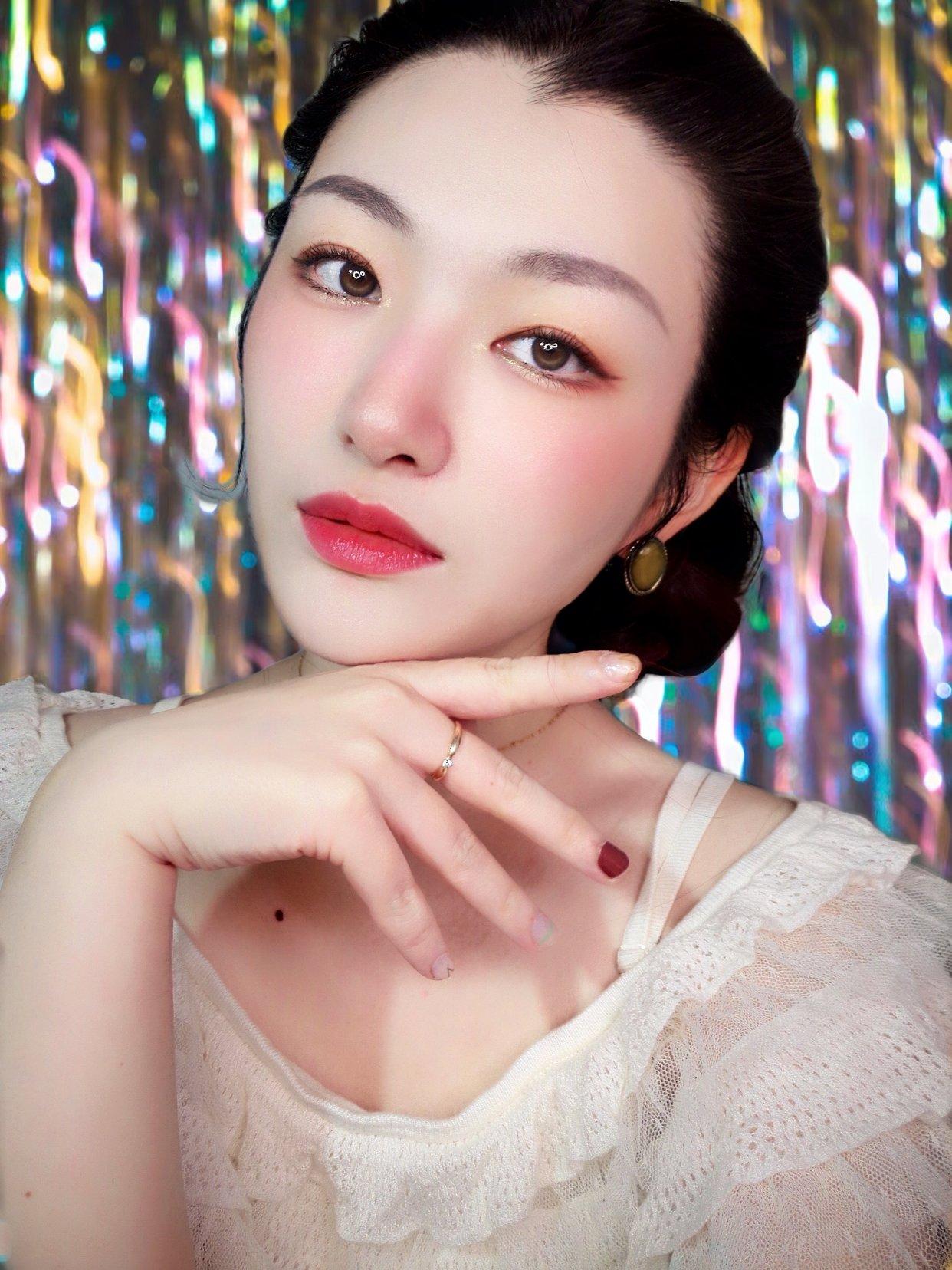 【化妆】法式少女感💯!