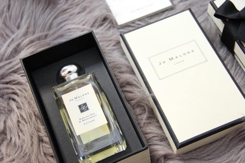 Jo malone当时官网送的香水 回来终于拿到啦!