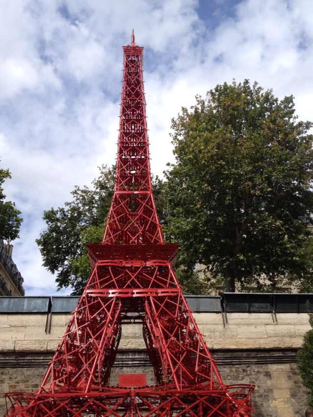 巴黎,我的爱