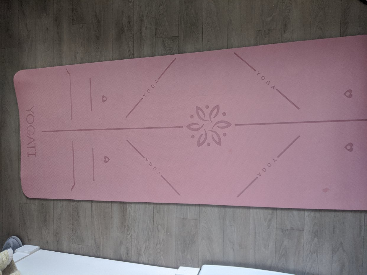 yogati瑜伽垫测评💛