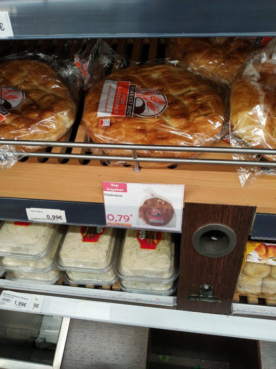真诚推荐适合中国胃的软面包😋😋0.79欧不来一个吗?