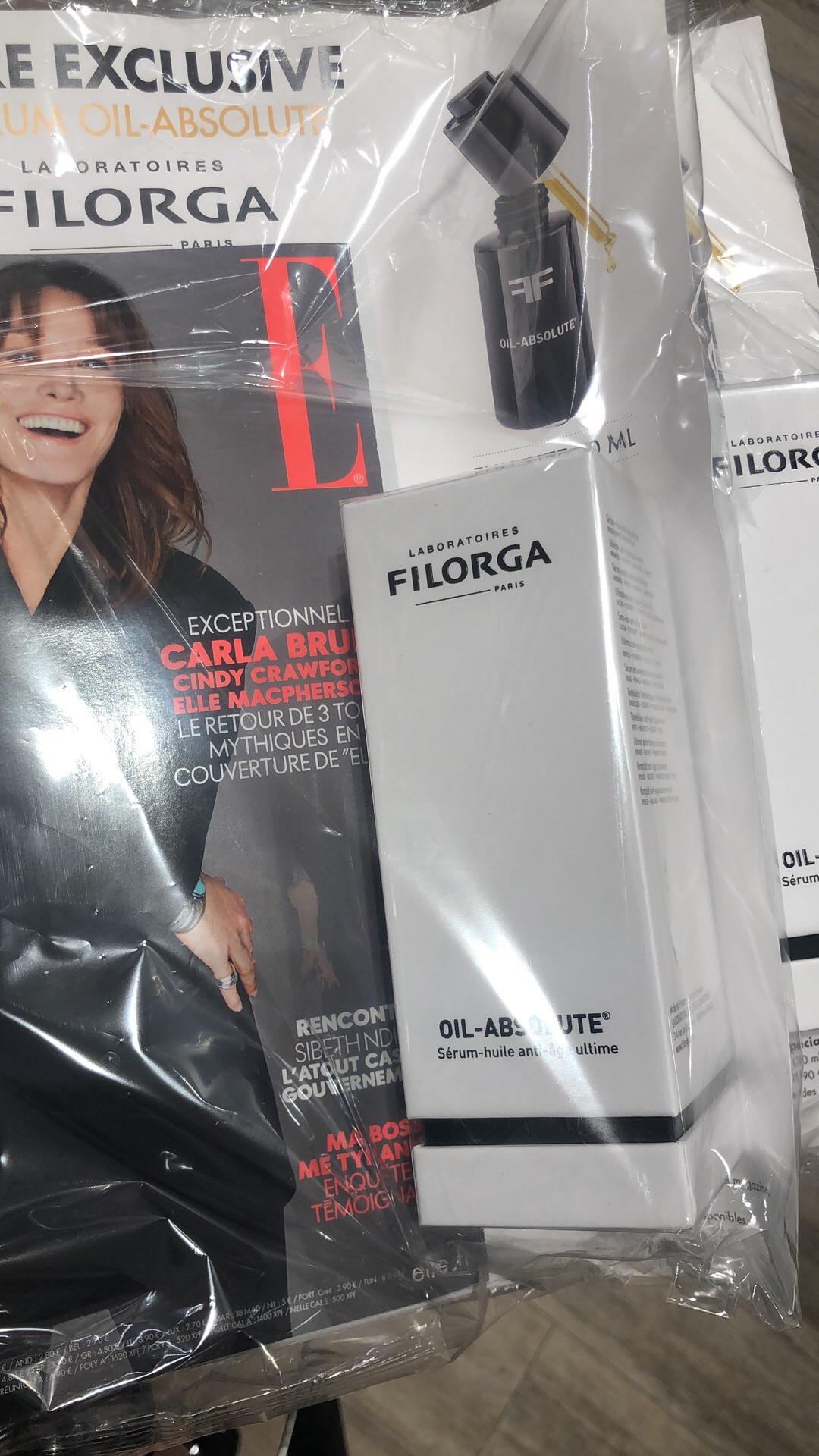 话不多说 分享一本杂志 赠品是菲洛嘉