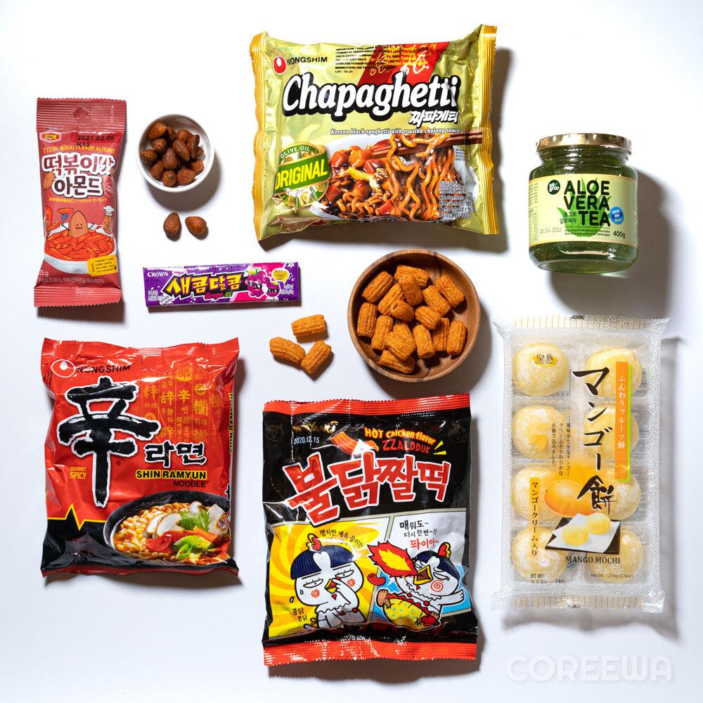 Coreewa 邀你宅家吃货的乐趣!