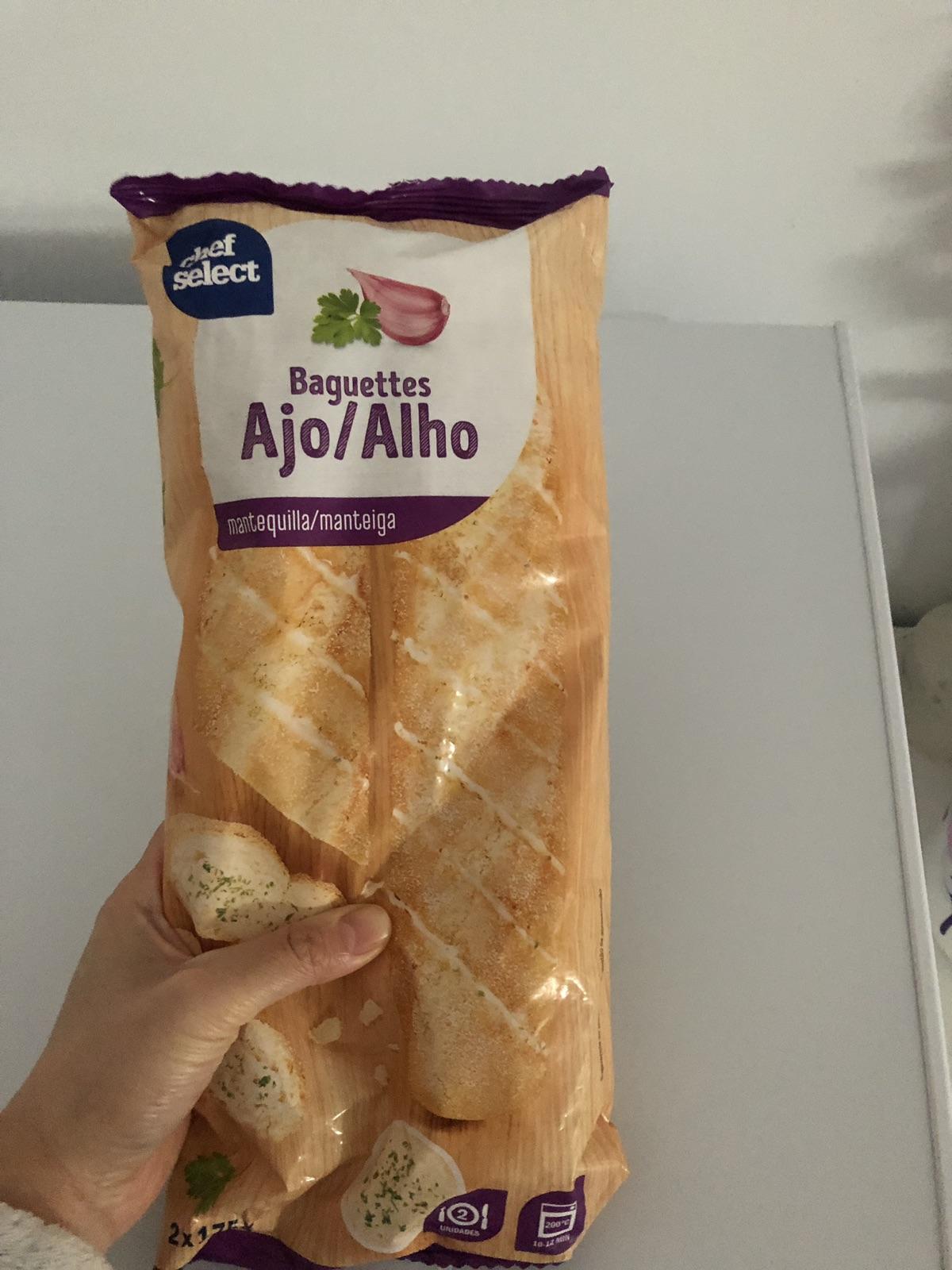 好吃的法棍面包