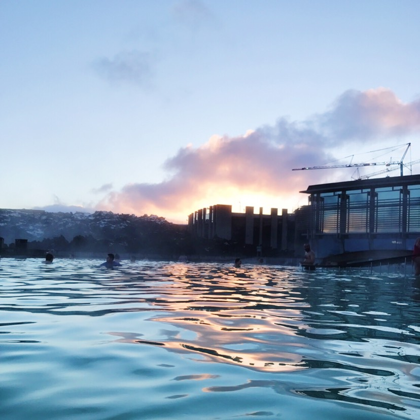 好用到流泪的冰岛蓝湖海藻唇膏