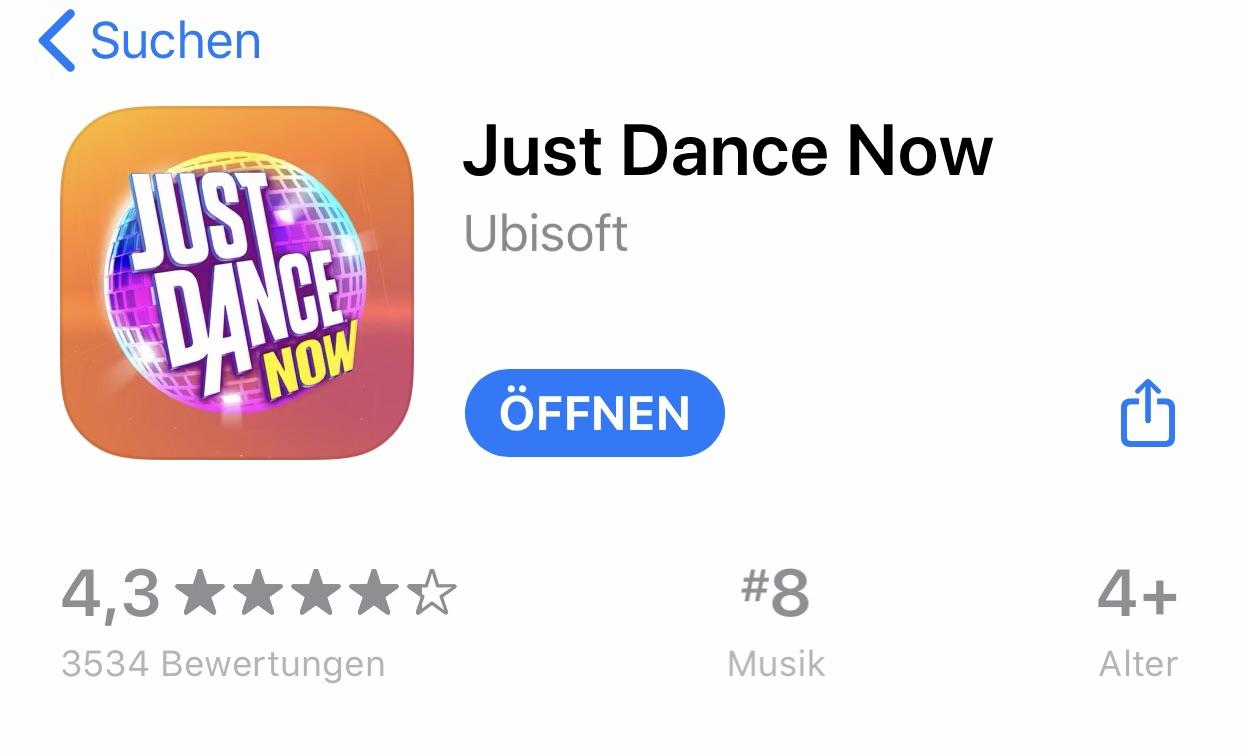 没有switch照样玩Just Dance