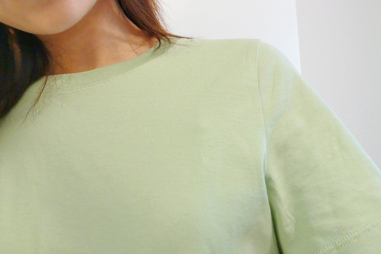 推荐👉COS绿色单品