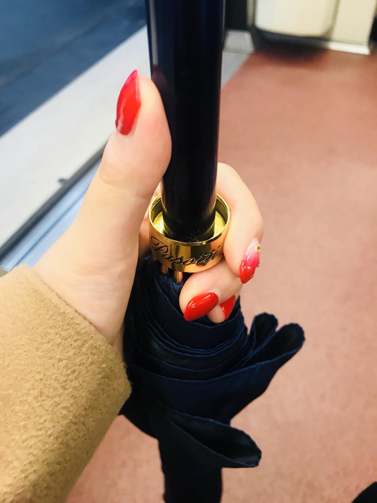 【日常私享】一把精致的雨伞