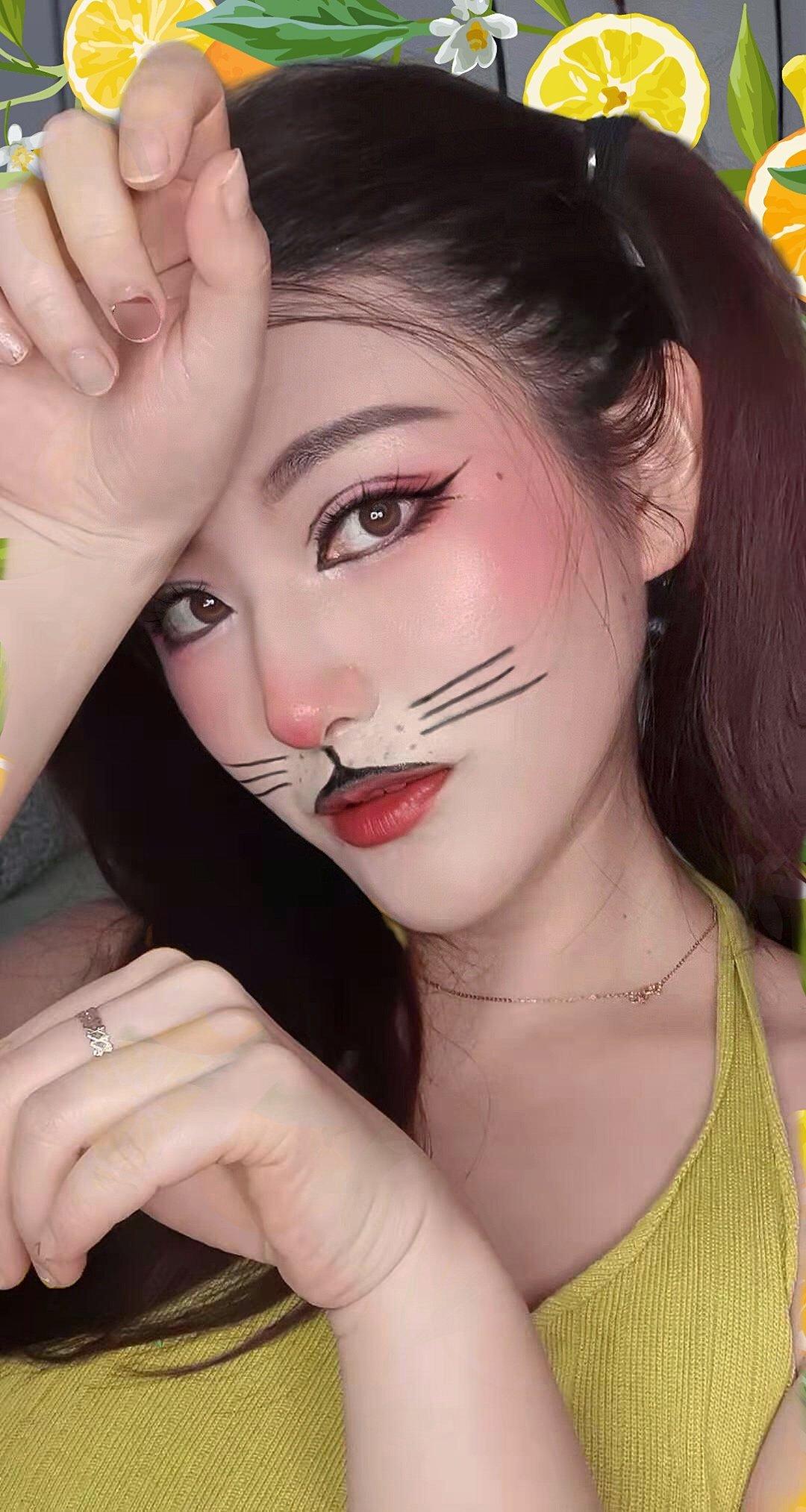 【化妆】我也要上台演出啦!