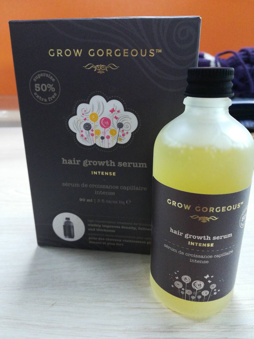 Grow Gorgeous 生发精华