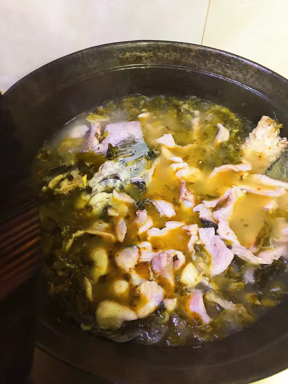(极其详细的酸爽美味的大菜酸菜鱼)欧洲食材可实操