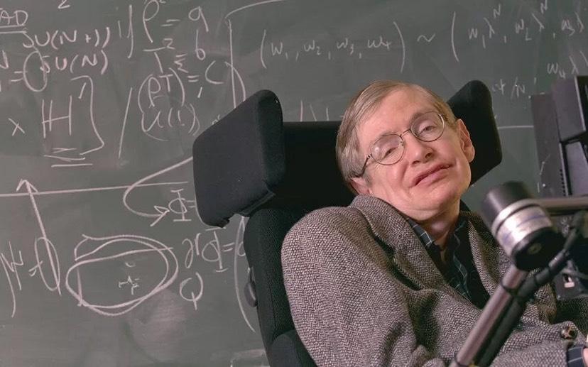 科学巨人霍金离世💔