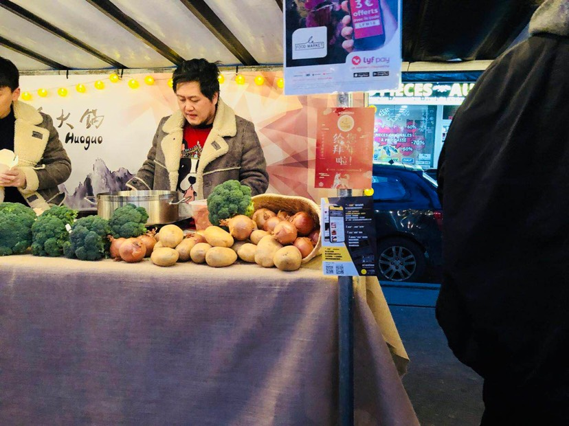 今晚Le Food Market美食大排档开始了哦