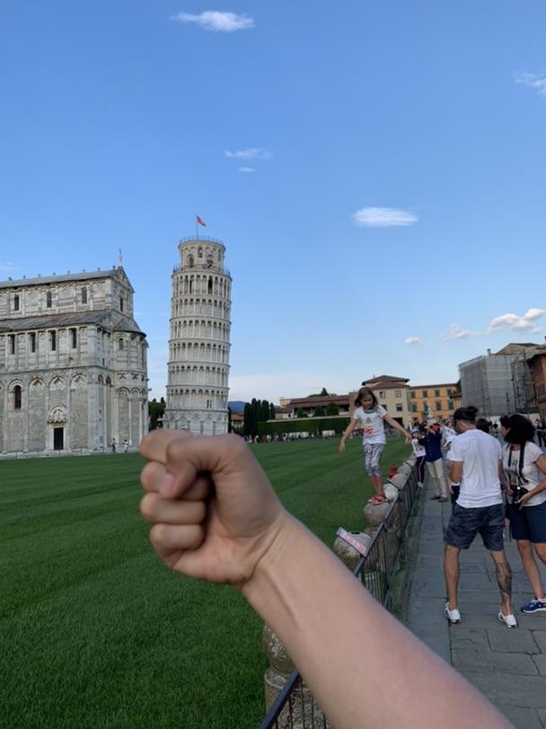 意大利🇮🇹比萨攻略