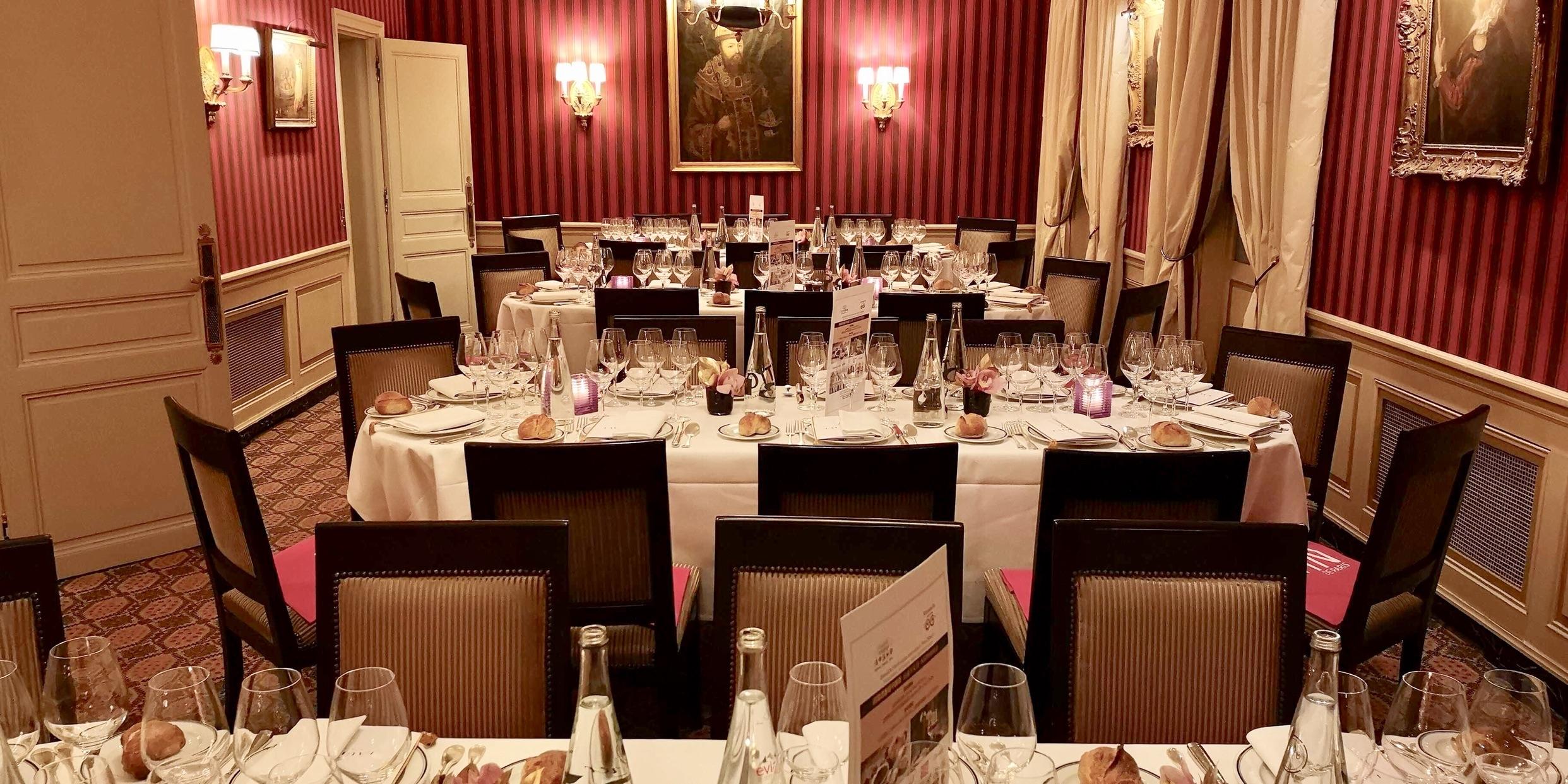 """【巴黎探店#17】洛朗餐厅,政客名流的""""食堂"""""""