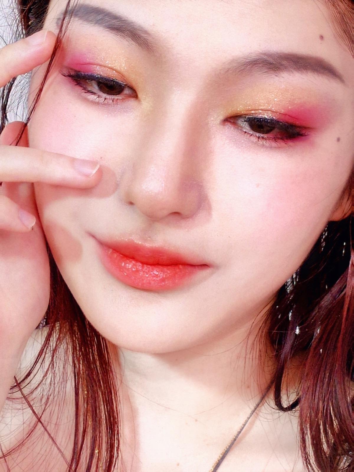 化妆:想把春天留在脸上