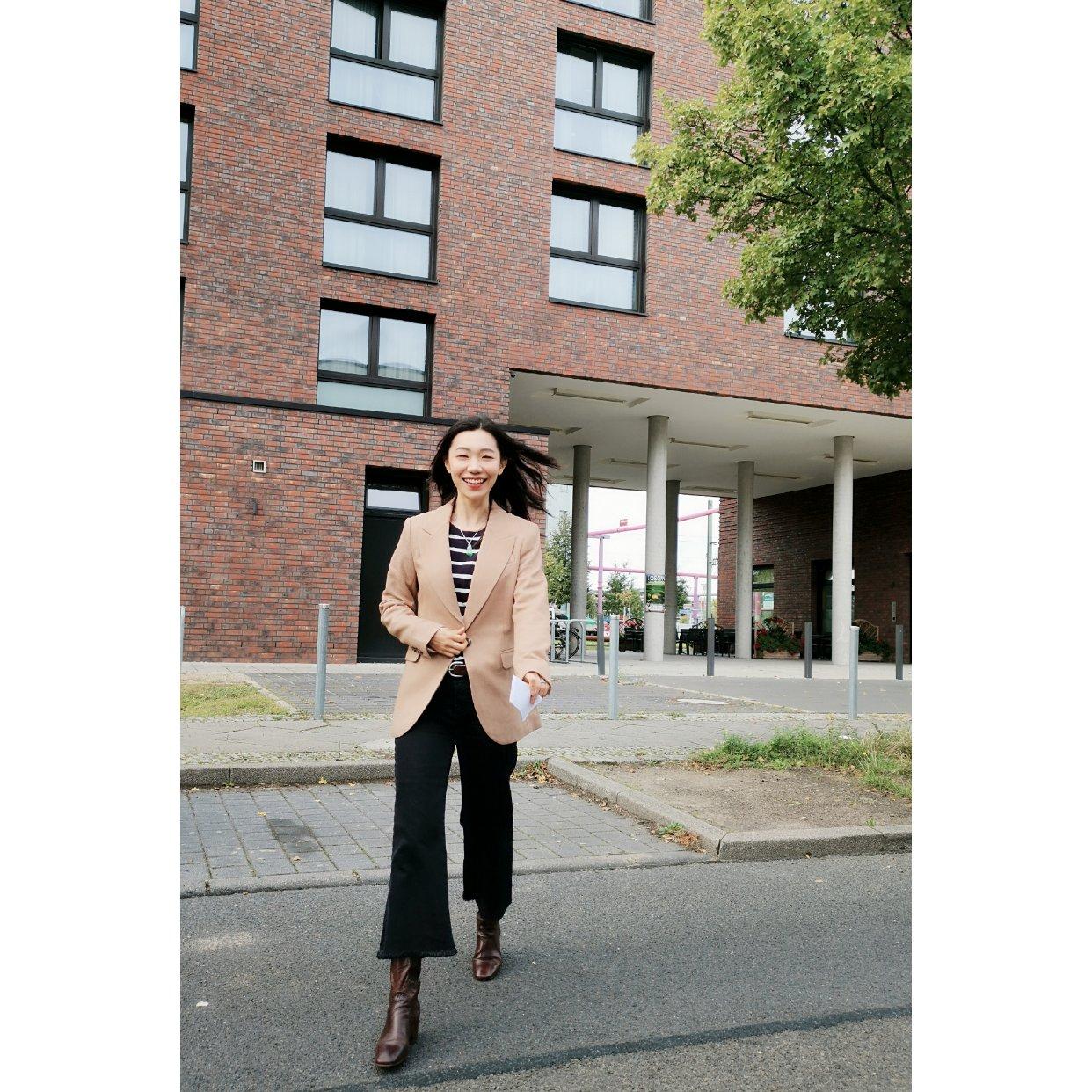 推荐:H&M与Giuliva Heritage联名西装外套