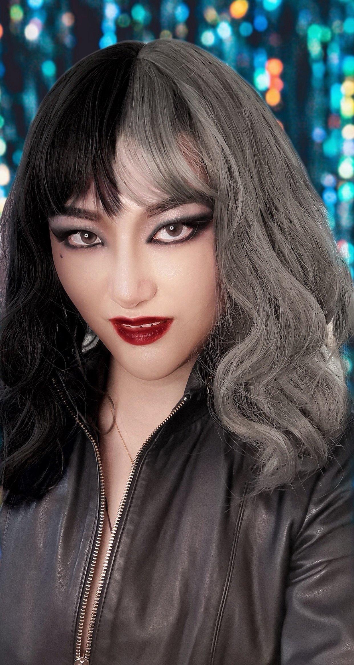 【仿妆】黑白魔女