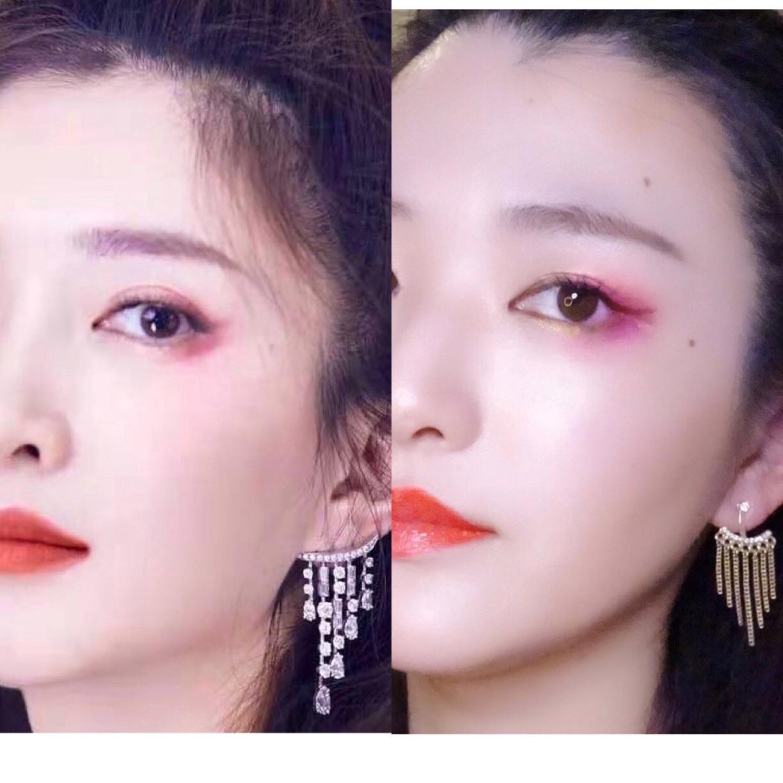 仿女神妆:一起沉迷于温柔御姐的江江