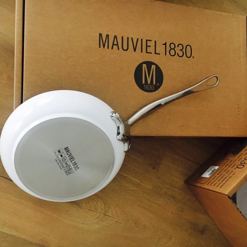 Mauviel陶瓷锅,就不走寻常铜锅路