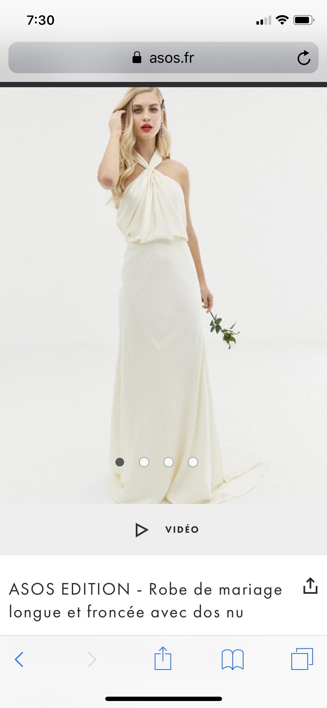 度蜜月的裙子就靠ASOS啦!
