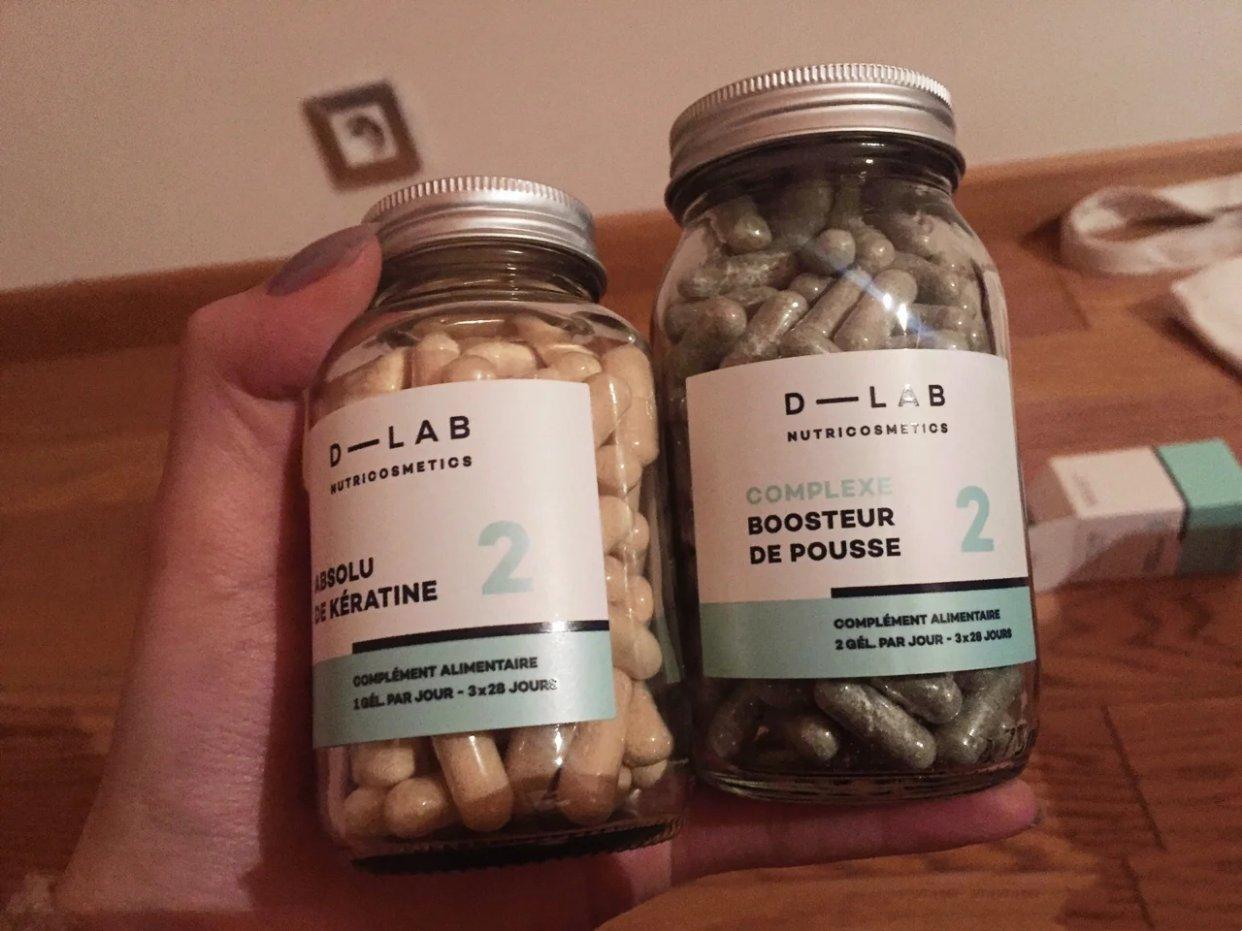 小众的法国口服美容品牌D-LAB