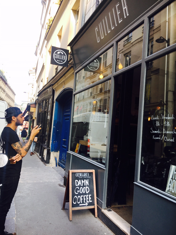 【巴黎探店#13】圣日尔曼区,chic而有个性的咖啡馆