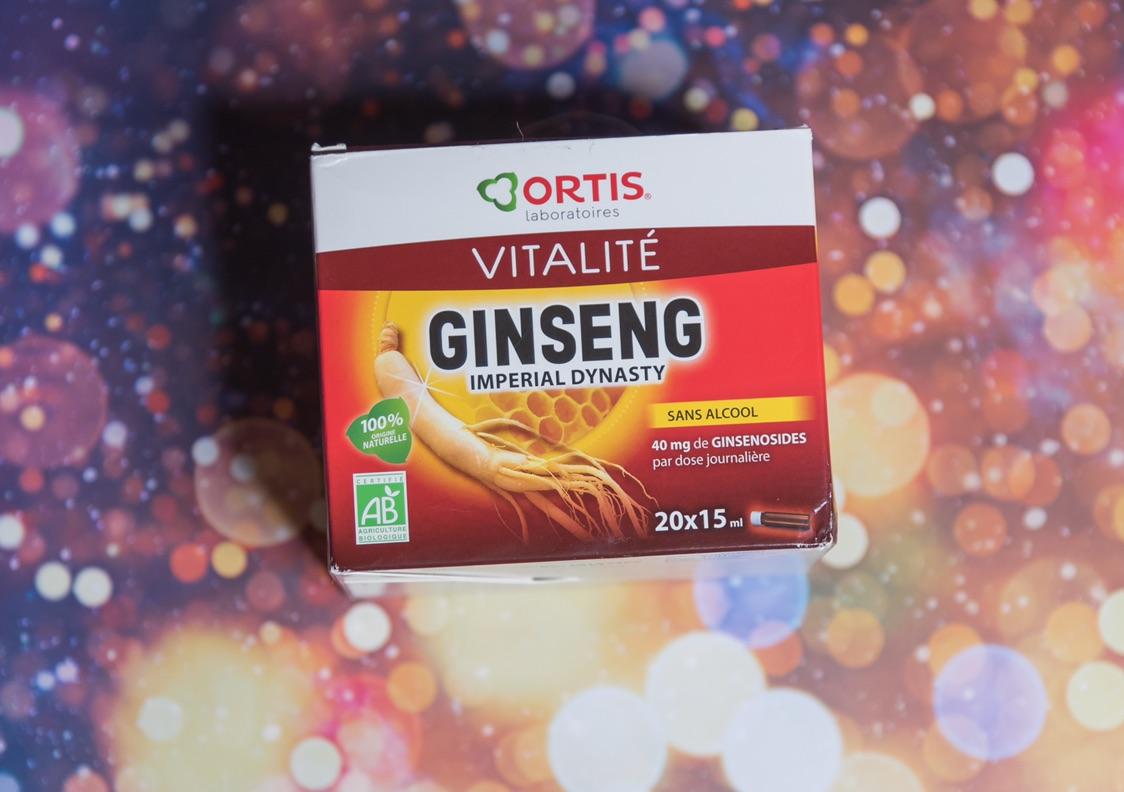 Ortis人参口服液,大补抗疲劳,增强免疫力,送长辈必备!