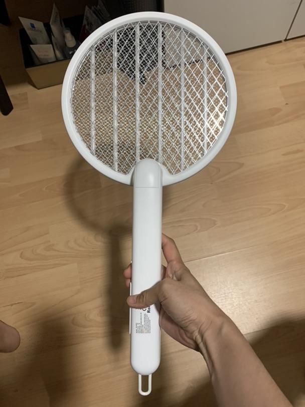 一分钱奖品-电蚊拍