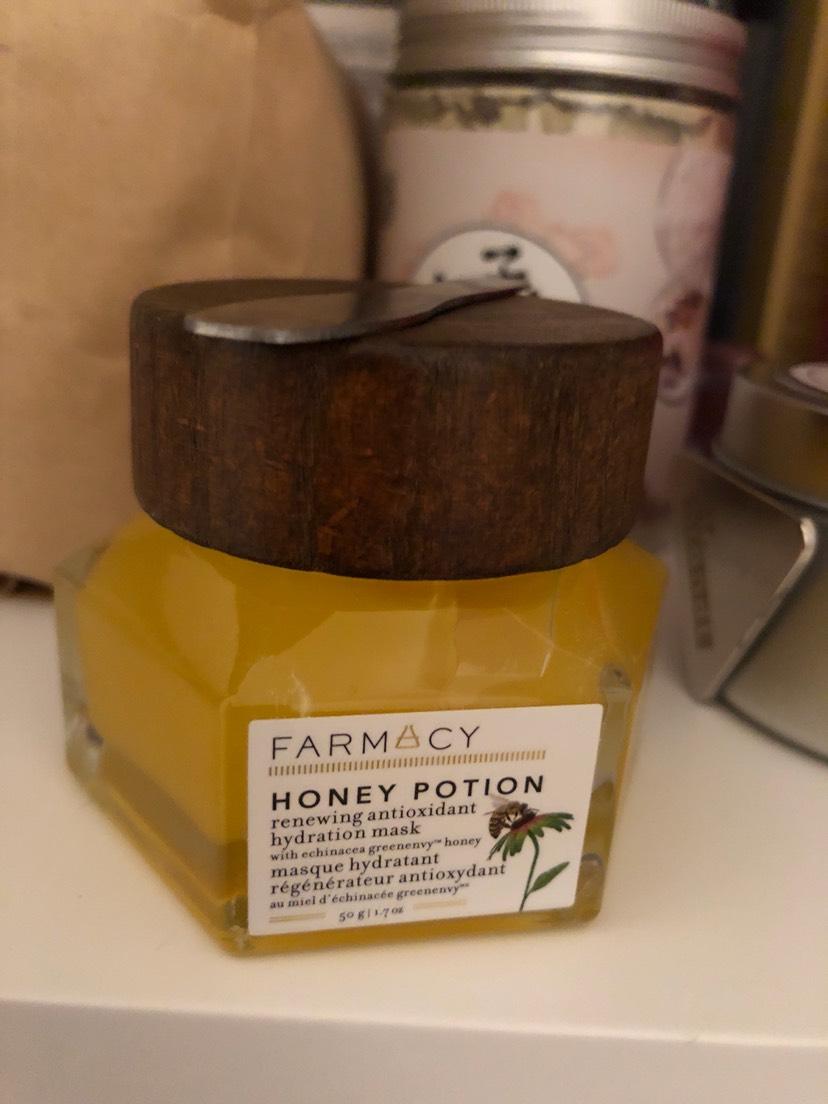 farmacy蜂蜜面膜
