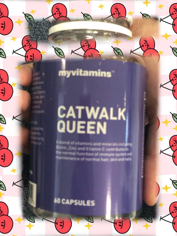 myvitamins使用有感