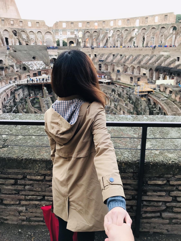 罗马假日,和我爱的人
