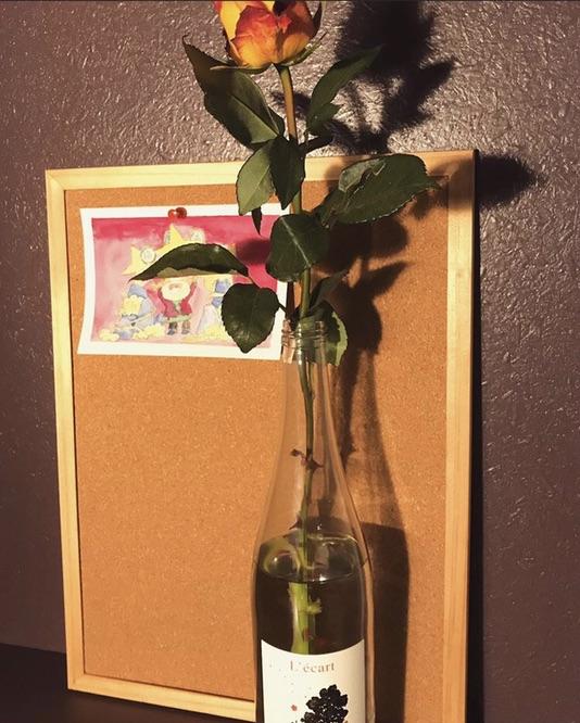 跟风分享塑料瓶/玻璃瓶花花~