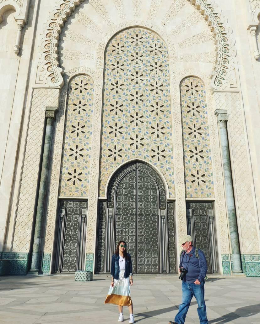 摩洛哥——天方夜谭