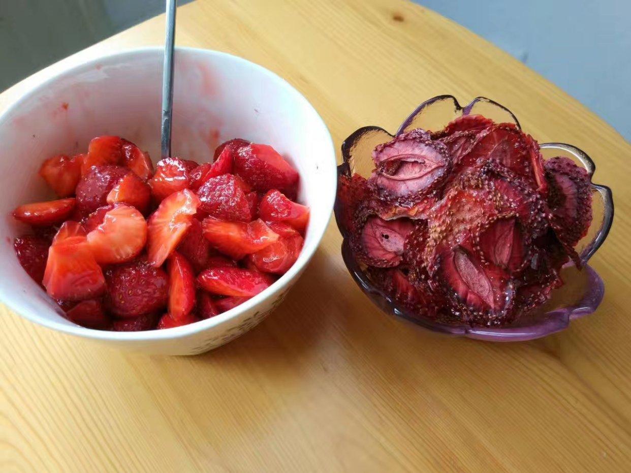 草莓🍓可以这样吃
