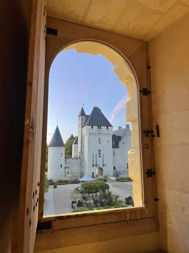 住进中世纪的古堡 丽芙城堡