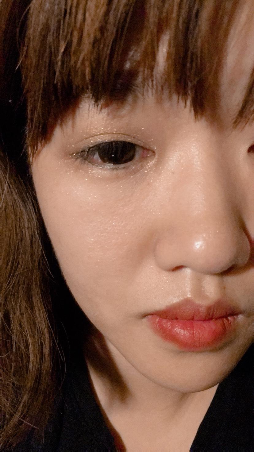 半价KIKO双色眼影