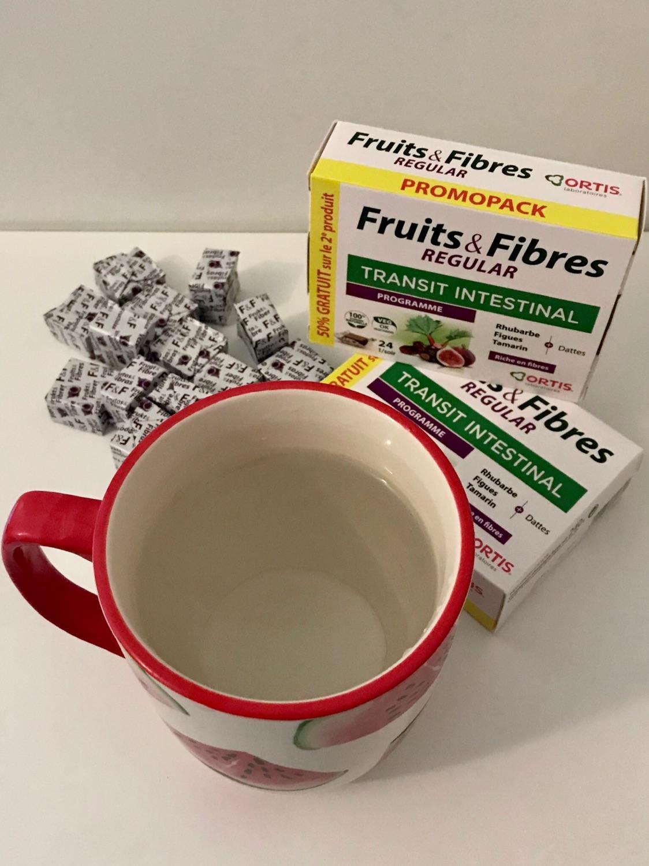 Ortis Fruits&Fibres 水果瘦使用体验