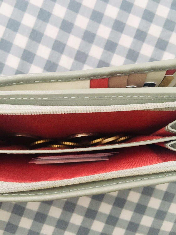 附带硬币口袋的Radley小钱包!实用与颜值兼备!