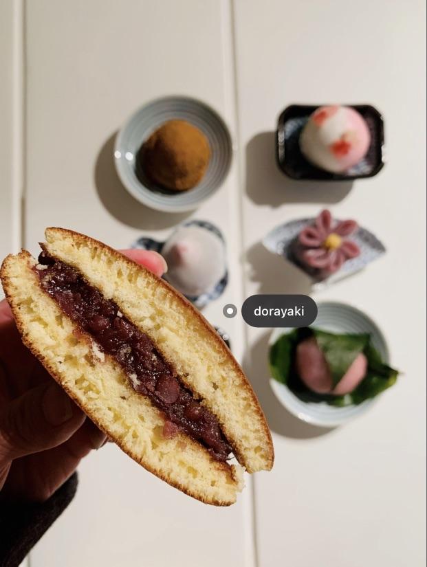 巴黎美食 和果子职人手工麻薯