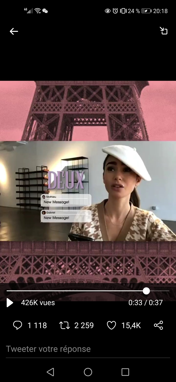 """神剧艾米丽在巴黎第二季官宣 """"两个总比一个好"""""""