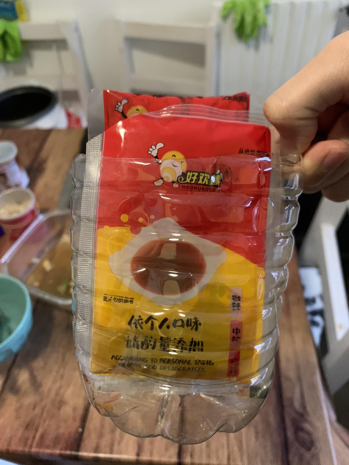 低脂版干捞螺蛳粉