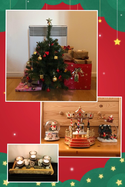 我们在家过🎅🏼圣诞🎄