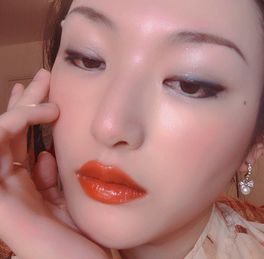 仿女神妆:真正的国民大小姐,不接受反驳