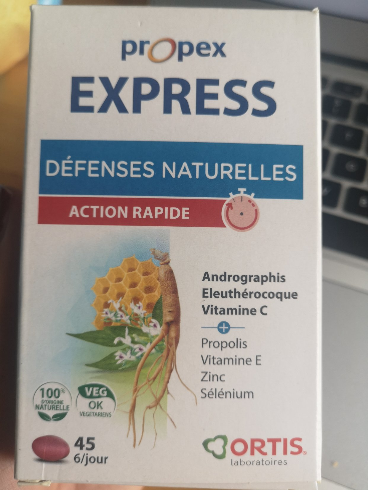 Ortis提高免疫力新品propex