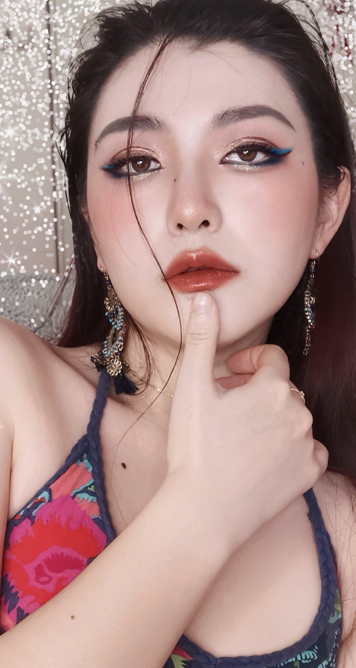 【化妆】一起去度假吧!