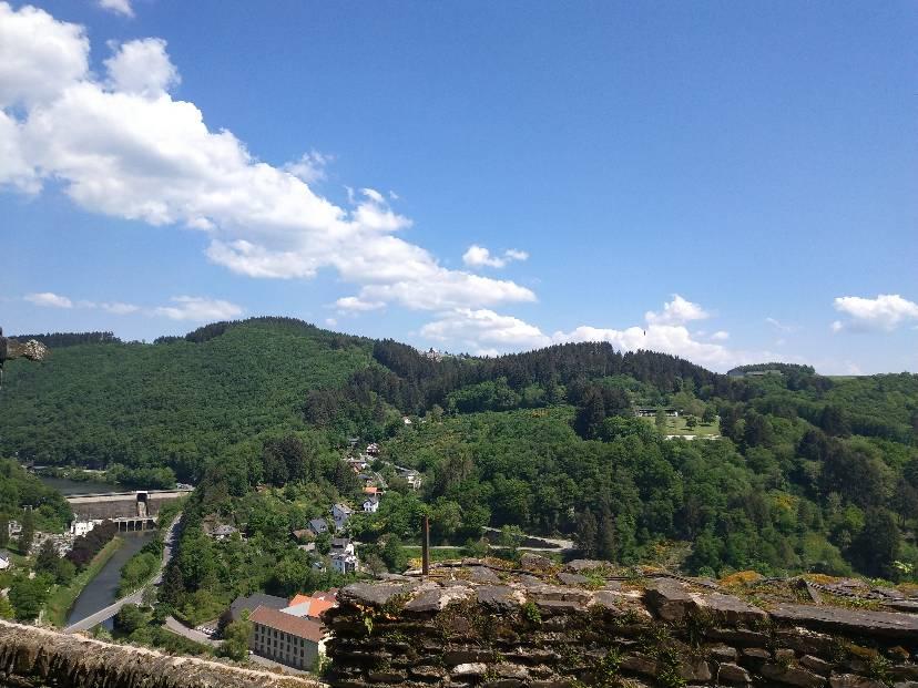 卢森堡边境的菲安登堡