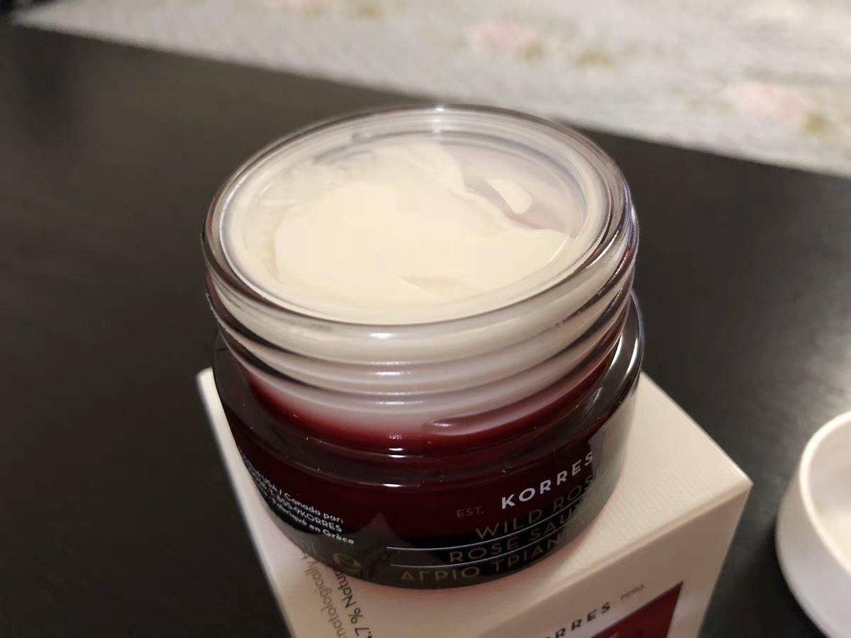 korres/珂诺诗玫瑰油真好用呢