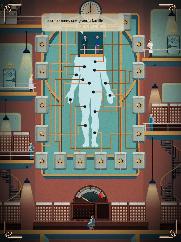 新发现的小游戏人体工厂